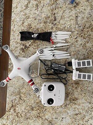 DJI Phantom 3 Standard Quadcopter Camera Drone - Pasty