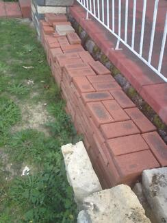 Original red pavers Shelley Canning Area Preview