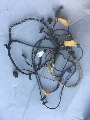 Seat Alhambra VW Sharan  Galaxy Heater Box Matrix Flap Wiring Loom