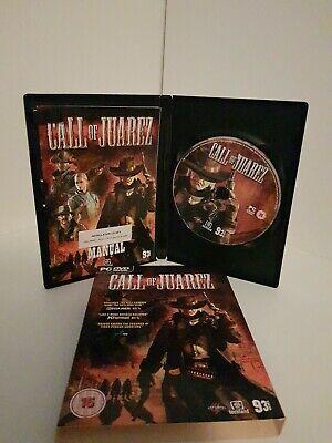 Call Of Juarez - PC DVD-Rom - Video Game