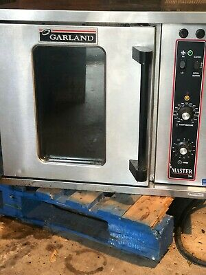 Garland Mco-e-5-c Single Deck Half Size Electric Convection Oven - 208v 1 Phase