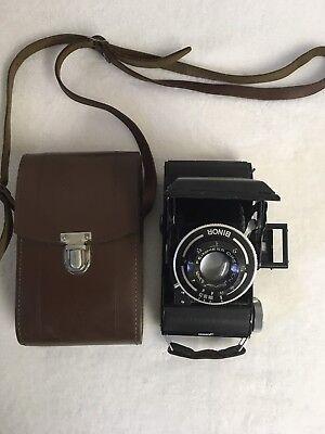 Belfoca I - DDR - sehr alte Klappkamera / Kamera / Fotoapparat