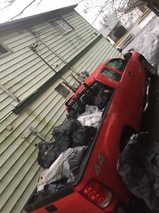 Truck for Moves, Deliveries, Junk Removal! Free quotes!