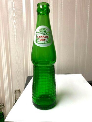 Vintage Soda Pop  Bottle - Canada Dry - Batesville, Indiana - 8 Oz