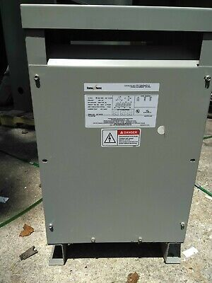 15 Kva Transformer Federal Pacfico Fh15aemd-3 Used