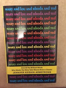 MARY AND LOU AND RHONDA AND TED by Jennifer Armstrong