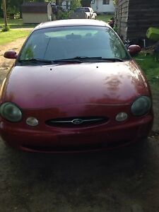 Ford Taurus 1999 will take offers