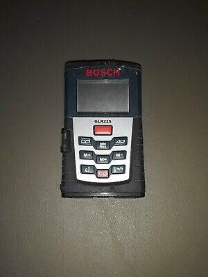 Bosch Glr225 Laser Range Distance Measurer