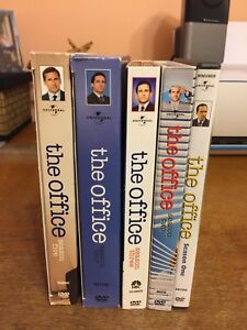 The Office DVD's