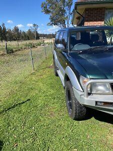 1997 Toyota Landcruiser Prado Grande Vx (4x4) 4 Sp Automatic 4...