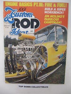 Couple Custome Ideas (1001 Custom And Rod Ideas Magazine  June 1977  Pair Of  '32)