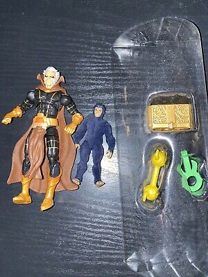 """Marvel Legends 3.75"""" THE COLLECTOR Figure SDCC The Collector's Vault Moon boy"""