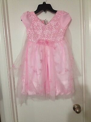 young Girl Princess dress,frock for party,birthday, flower girl, Eid, holidays   - Frocks For Flower Girls