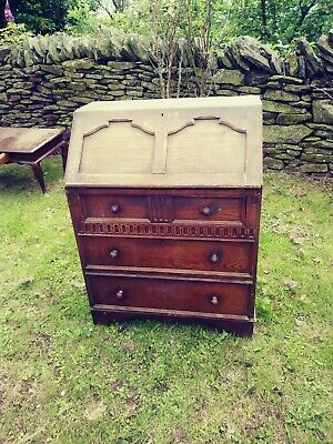 Vintage writing desk,  project ideal shabbychic