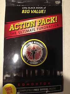 Action Pack Coupon Book
