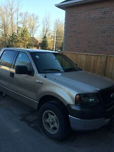 05 Ford F-150 4x4