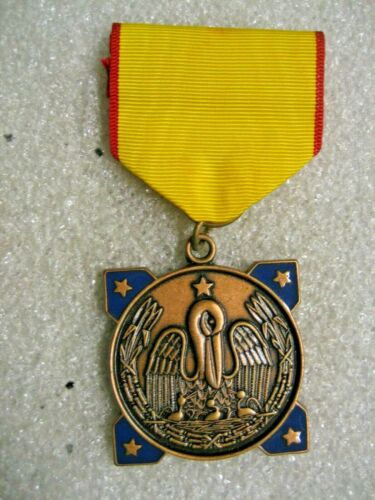 /USA Medal Louisiana National Guard Emergency Service