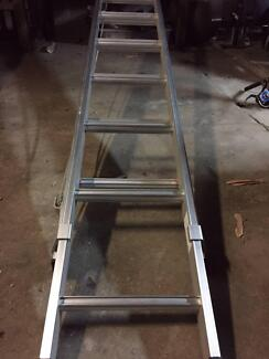 Lofty Excel 10L Industrial Extension Ladder