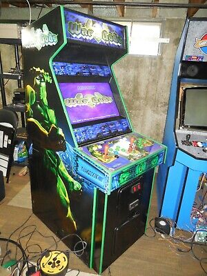Multigame multicade arcade game machine multi