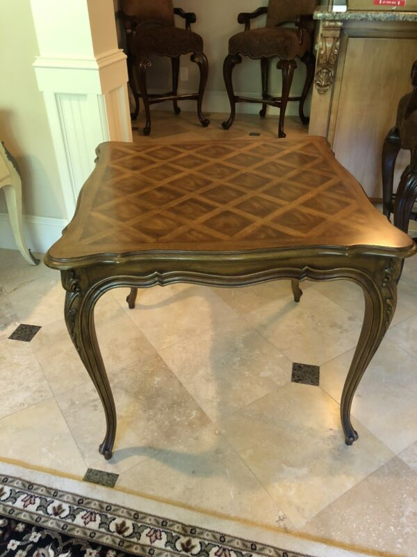 Karges French Style Game Table