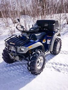 2002 Bombardier Can-Am Quest 500 4X4