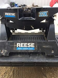 22 k Reese hitch