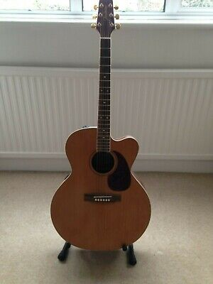 Jasmine By Takamine TS55C electro acoustic guitar