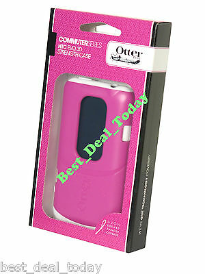 Otterbox Commuter Shell Case Cover For Htc Evo 3d Sprint ...