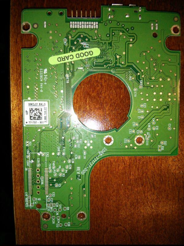 """WD pcb board 771737-300 02P ( 2060-771737-000), micro USB 2.5"""" PCB"""