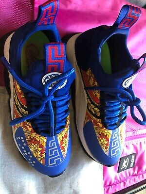 versace shoes men Good Condition Size 7