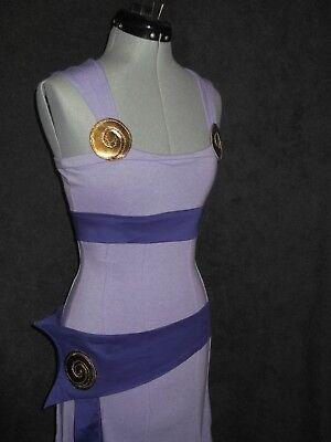 Meg Disney Costume (HERCULES Megara Meg DISNEY gown - dress -)