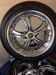 Tires & wheels $420 South Toowoomba Toowoomba City Preview