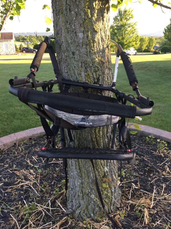 Gorilla 47004 Treestand With Harness