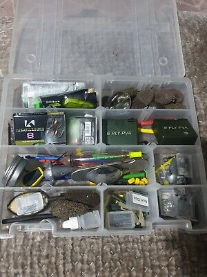 Carp Fishing Tackle Bundle Korda, Fox, Nash new & used