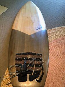 Firewire Baked Potato Surfboard 5'7   Dave Rastovich Fins