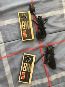 2 NES Controllers