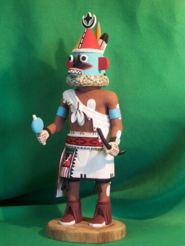 Hopi Kachina Doll - The Star Uncle Kachina by Conrad Torivio - Beautiful!