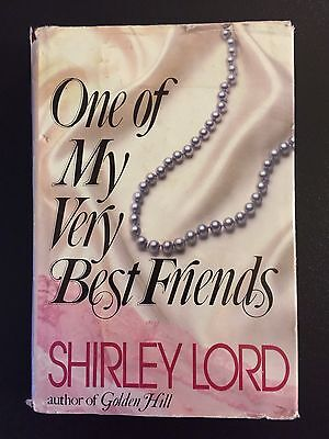 One of My Very Best Friends by Shirley Lord (1985,