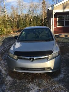2006 Honda Civic for parts or repair