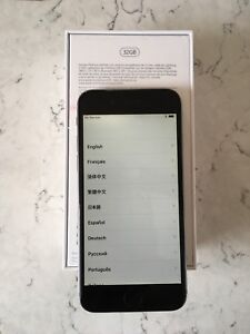 Bell iPhone 6 space grey 32gb $150