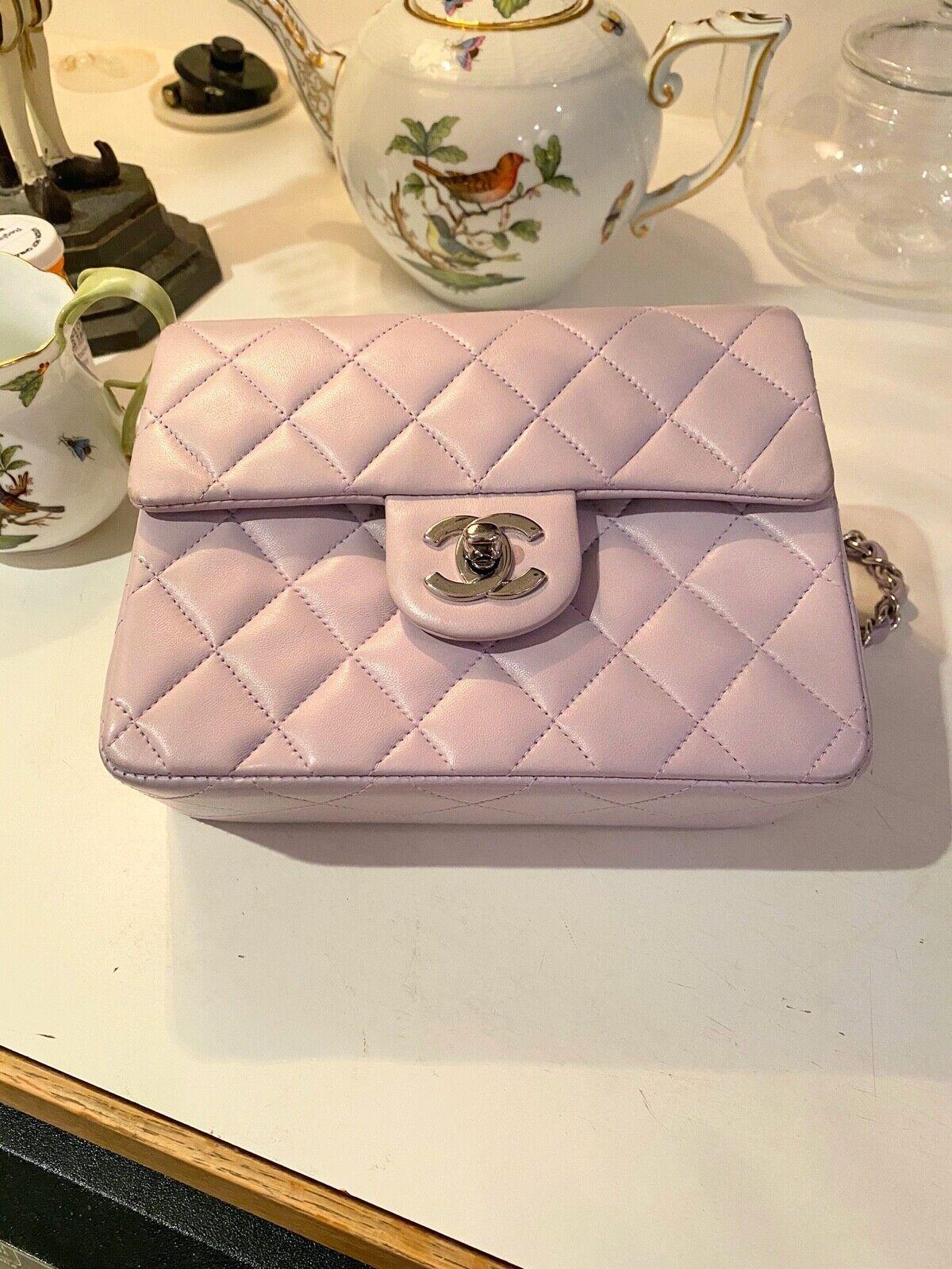 Chanel bag authentic