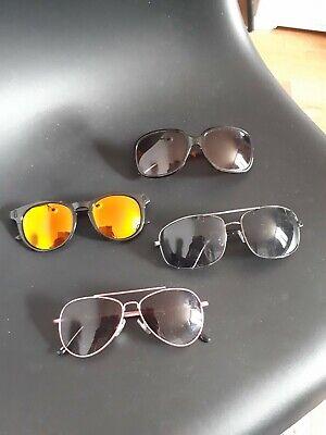 Lot de 4 paire de lunette de soleil