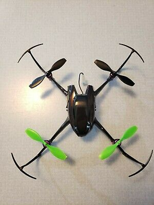 Rapier Nano QX RTF Quadcopter Upgraded Motors 4 Batteries