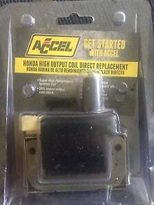 Honda High output coil direct replacement