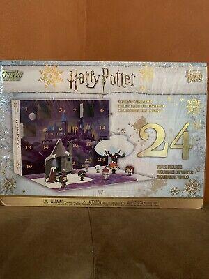 New! Funko Harry Potter Advent Calendar 24 Vinyl Figures - Rocket Pop