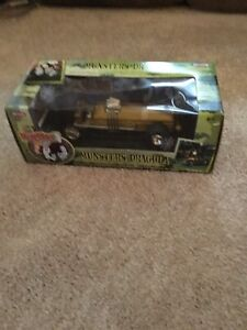 Munsters Dragula Diecast