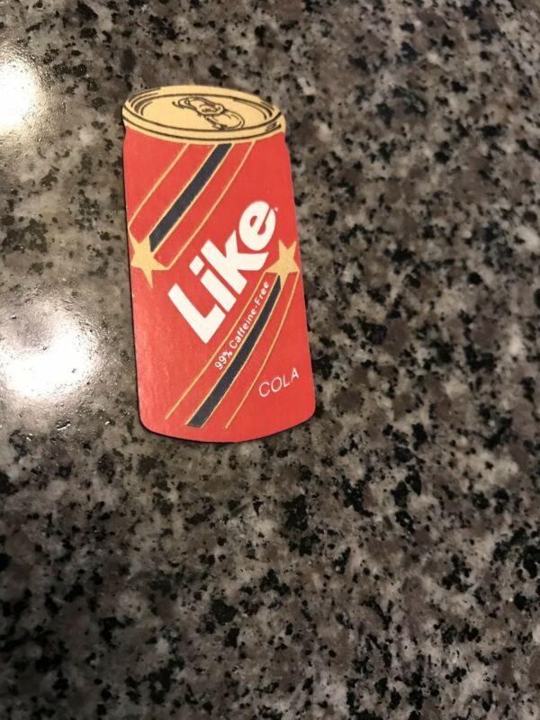 Like Cola Magnet Made By 7-UP NEW