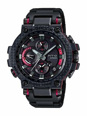 New Casio G-Shock Multi-Band 6 Atomic Connected Solar Powered MTGB1000XBD-1 Multi Band Atomic Solar Watch