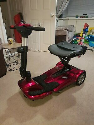 Drive Smart Auto Folding Mobility Scooter Travel Shoprider
