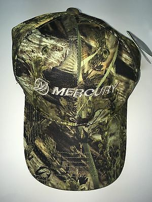 c194804e888 NEW Mercury Marine Fishouflage Hat